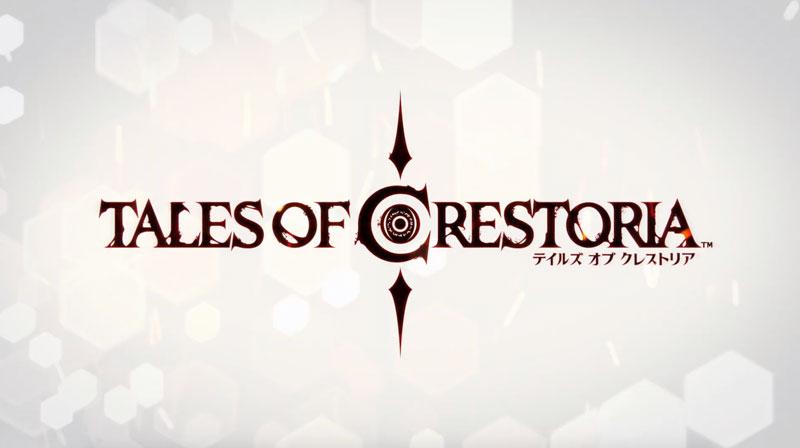 「テイルズ オブ クレストリア」ロゴ